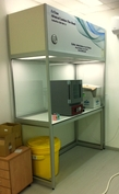Clean Benches Laminar Flow Hoods