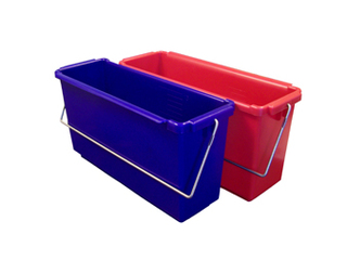 Perfex - Large 22-liter bucket - (suitable CART P-22-3BLU