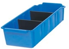 Exdron - Blue PSB3 shelf drawer Barkley, c = 110, p = 310