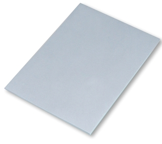 Texwipe - Cleanroom paper AS, Blue, 216X279 mm, 2500 Page
