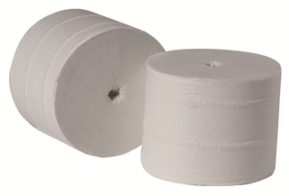 Kimberly Clark - Two fine tissue Paper 32 Gal = 48 wave, 240 Page