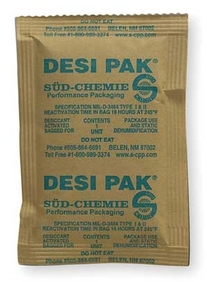 Exdron - Dessicant 8U NW 150X145mm 60 bags/PAP.Pail