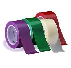 "3M - 3M 764 Floor Marking tape - 1.5"" X 33m - Green"