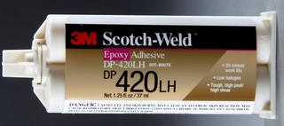 3M - 3M DP420LH Epoxy Adhesive Off-White,37ml