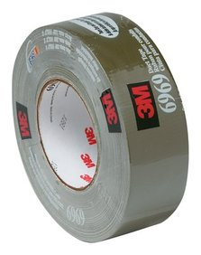3M - 3M Extra HD Duct Tape 6969 Silver, 48mm(CAN)
