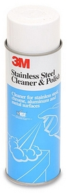3M - 3M Stainless Steel Cleaner and Polish, 21 oz / 6