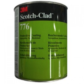 3M - 3m Scotch-Clad EC 776 SR  1 quart