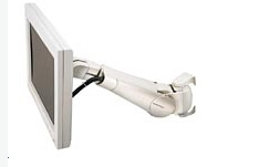 Ergotron - 400 Series Wall Mount LCD Arm (grey)