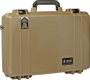 Pelican - Case (No foam) 45.1x28.9x10.5cm