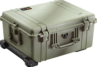 Pelican - Case w Padded Dividers 55.3x42.4x27cm