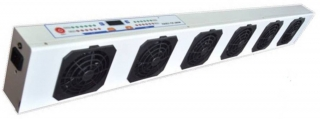 ExClean - Ionizing Overhead blower Exclean