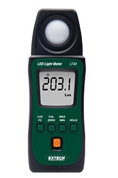 Extech - LED Light Meter