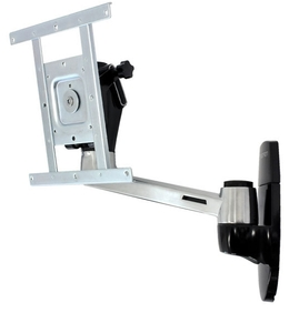 Ergotron - LX HD Wall Mount Swing Arm