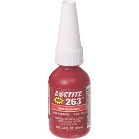 Loctite - Loctite 263 10ml Red (replace 270)
