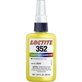 Loctite - Loctite 352 UV 50 ml (DG)
