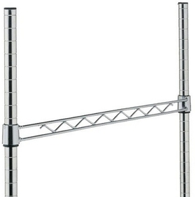 "Metro - Metro 36"""" Hanger Rail Chrome"""