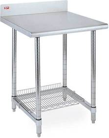 Metro - Metro Heavy Duty Stainless Table 91X76X86cm