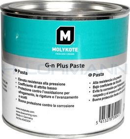 Molykote - Molykote G-N Plus Solid Lubricant Paste 1kg