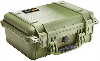 Pelican - Pelican 1450 Army Green no Foam