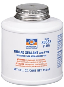 Permatex - Permatex Theead Sealant with PTFE 80632 4oz / 11