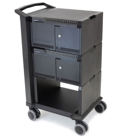 Ergotron - Tablet Management Cart 32, with ISI USA