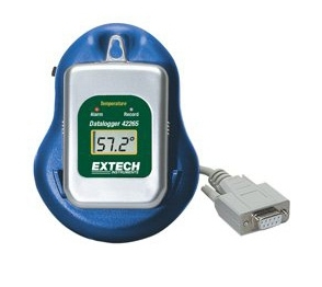 Extech - Temperature Datalogger Kit with PC Interface