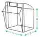 Cell multi-cell 5 / cabin all, transparent
