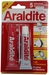 Hantsman Araldite Rapid 5min Red 15ml-kit